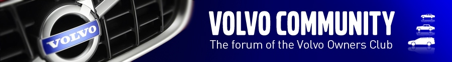 Volvo Community Forum. The Forums of the Volvo Owners Club